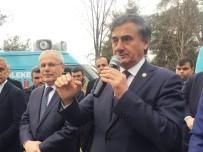 Murat Kurum - Milletvekili Güneş Açıklaması 'Safranbolu'da Muhalefet Dar Görüşlü'
