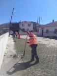ÖRENCIK - Nazilli Belediyesi, Aşağı Örencik'te Çalışmalarını Sürdürüyor