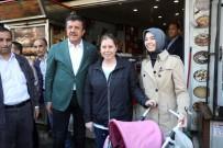 AZIZ KOCAOĞLU - Nihat Zeybekci Açıklaması 'Çocuklarımızı Sokaktan Kurtaracağız'