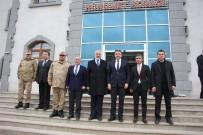 ŞENOL TURAN - Oltu'da 'Seçim Güvenliği Toplantısı' Yapıldı