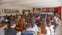 ALI ÖZKAN - Özkan Açıklaması 'Eğitime Yatırım Geleceğe Yapılan Yatırımdır'