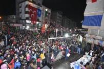 HAYVAN PAZARI - Salihli'de Cumhur İttifakı Coşkusu