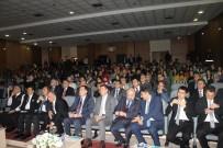 Şeref Malkoç'tan 'Ombudsmanlık' Konferansı