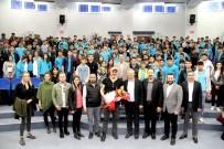 SERMİYAN MİDYAT - Sermiyan Midyat, MTOSB'de Öğrencilerle Bir Araya Geldi