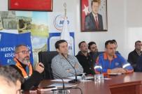 AZEZ - Suriye'de Hizmet Veren STK Temsilcileri Toplantı Yapıldı