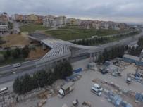 Tuzla-Çayırova Bağlantı Yolunda Çalışmalar Sürüyor