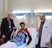 2 Saatlik Ömrü Kalmıştı Ameliyatla Hayata Tutundu