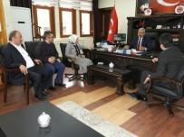 AK Parti Erzurum Milletvekili Taşkesenlioğlu, İspirlilerle Bir Araya Geldi
