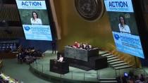ANGELİNA JOLİE - Angelina Jolie'den Hükümetlere Sivillerin Korunması Çağrısı