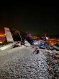 Antalya'da Trafik Kazası Açıklaması 1 Ölü