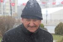 KAR SÜRPRİZİ - Baharı Bekleyen Sivas'ta Mart Ayında Kar Sürprizi