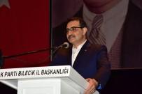KAPATMA DAVASI - Bakan Dönmez, Bilecik'ten Türkiye'ye Seslendi