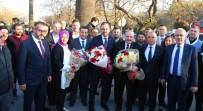 İSMAIL BILEN - Bakan Varank Ve Kasapoğlu'ndan Salihli'ye Ziyaret