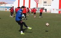 MILLI MAÇ - Boluspor, Gençlerbirliği Maçına Hazırlanıyor