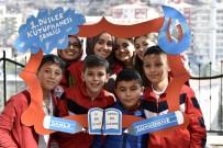 ÇİZGİ FİLM - Damla Gönüllülerinden Gümüşhane'de 1.Düşler Kütüphanesi Şenliği