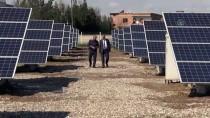 Diyarbakır'da İçme Suyu Enerji Maliyeti Güneş Enerjisi İle Düşürülecek
