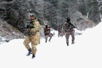POLİS ÖZEL HAREKAT - Doğu Karadeniz'de 5 İlde Eş Zamanlı Terör Operasyonu Başlatıldı