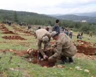 ÇANAKKALE SAVAŞı - Hataylı Çanakkale Şehitlerinin Adı Amanoslar'da Yaşatılacak
