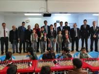 SATRANÇ FEDERASYONU - Hızlı Satranç Turnuvası Düzenlendi