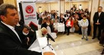 Hüseyin Avni Sipahi Çekmeköy'de Sivaslılarla Buluştu