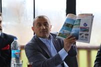 PÜLÜMÜR ÇAYı - Huzur Ve Turizm Şehri Haline Gelen Tunceli Çağ Atladı