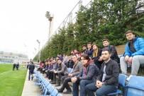 ABDULLAH AVCı - Malatyalı Üniversite Öğrencileri, Başakşehir Antrenmanında