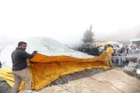 MUSTAFA YAMAN - Mardin'de Balon Turizmi Başladı