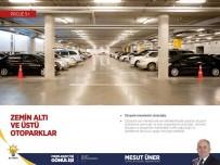 TRAFİK YOĞUNLUĞU - Mesut Üner Açıklaması'çatalca'mızın Otopark Problemini Çözeceğiz'