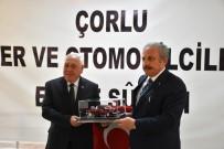 ANAYASA KOMİSYONU - TBMM Başkanı Mustafa Şentop Açıklaması 'Türkiye'de Bir İstikrar Var'