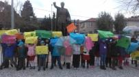 DENIZ TICARET ODASı - TED İzmir Kolejinden İklim İçin Okul Grevine 100 Öğrencisiyle Destek