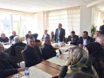 AK Parti Akçadağ Teşkilatında İstişare Toplantısı