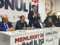 AK Parti Genel Başkan Yardımcısı Yılmaz Açıklaması 'DEAŞ Müslümanların, PKK Kürtlerin Temsilcisi Değildir'