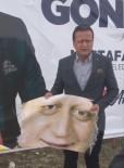 AK Partili Kırteke'den Afiş Tepkisi
