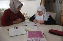 Almanya'dan 40 Yıl Sonra Dönen 65 Yaşındaki Kadın Okuma Yazma Öğrendi