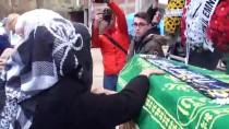 Ankaragücü Taraftarı Eren Son Yolculuğa Uğurlandı