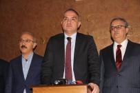 Bakan Ersoy Açıklaması 'İlk Uçak Piste İndiğinde Turizm İçin Ana Kapılardan Biri Mersin'de Açılmış Olacak'