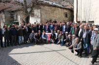 ULUPıNAR - Başkan Öztürk, Ulupınar Mahallesinde Halkla Buluştu