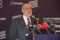MİLLİ GÖRÜŞ - 'Bin 389 Seçim Bölgesinde Seçime Giren Tek Partiyiz'