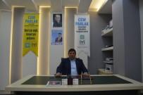 VELİ AĞBABA - Cem Parlak'tan Ağbaba'ya Tepki