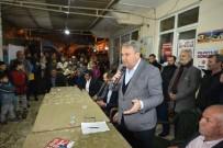 HAVAİ FİŞEK - Cumhur İttifakı Adayı Çerçi'ye Sevgi Seli