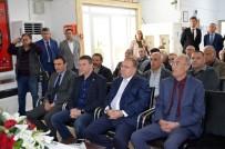MEHMET TÜRKÖZ - Didim'de Budama Kursuna Katılanlar Belgelerine Kavuştu