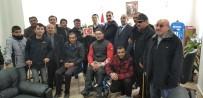 HER AÇIDAN - Engelliler Meclisinden Erzurumspor'a Maddi Destek