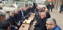 İYİ Parti Yomra Belediye Başkan Adayı Mustafa Bıyık Açıklaması 'Yomra Değişim İstiyor'