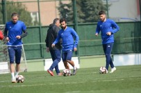 BANDIRMASPOR - Manisa BBSK, Şanlıurfaspor Maçının Hazırlıklarına Başladı