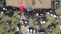 UĞUR AYDEMİR - Manisa'da Deve Güreşi Festivali