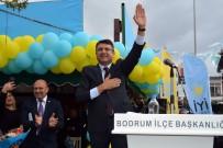 İLETİŞİM MERKEZİ - Mehmet Tosun'dan Miting Havasında Seçim Ofisi Açılışı