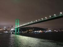 İNTIHAR - (Özel) Fatih Sultan Mehmet Köprüsü'nden Boğaza Atladı