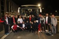 GÜREŞ TAKIMI - U23 Grekoromen Milli Güreş Takımı Sırbistan'da
