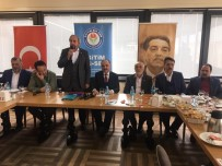 EĞITIM BIR SEN - Vali-Sivil Toplum Buluşması Gerçekleştirildi