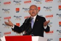 CHP Lideri Kılıçdaroğlu Eskişehir'de Konuştu